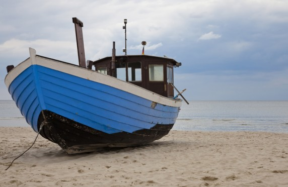 Ostsee Boot Insel Poel